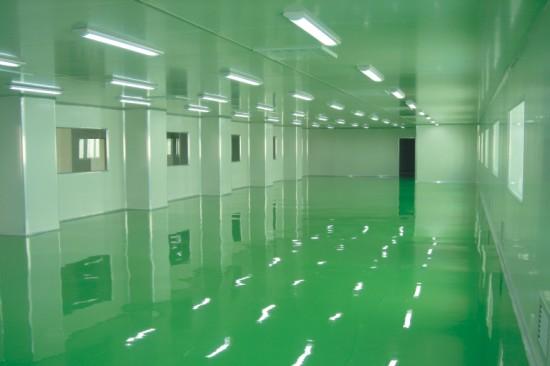 Thi công sơn epoxy cho phòng sạch chuyên nghiệp giá rẻ tại TPHCM